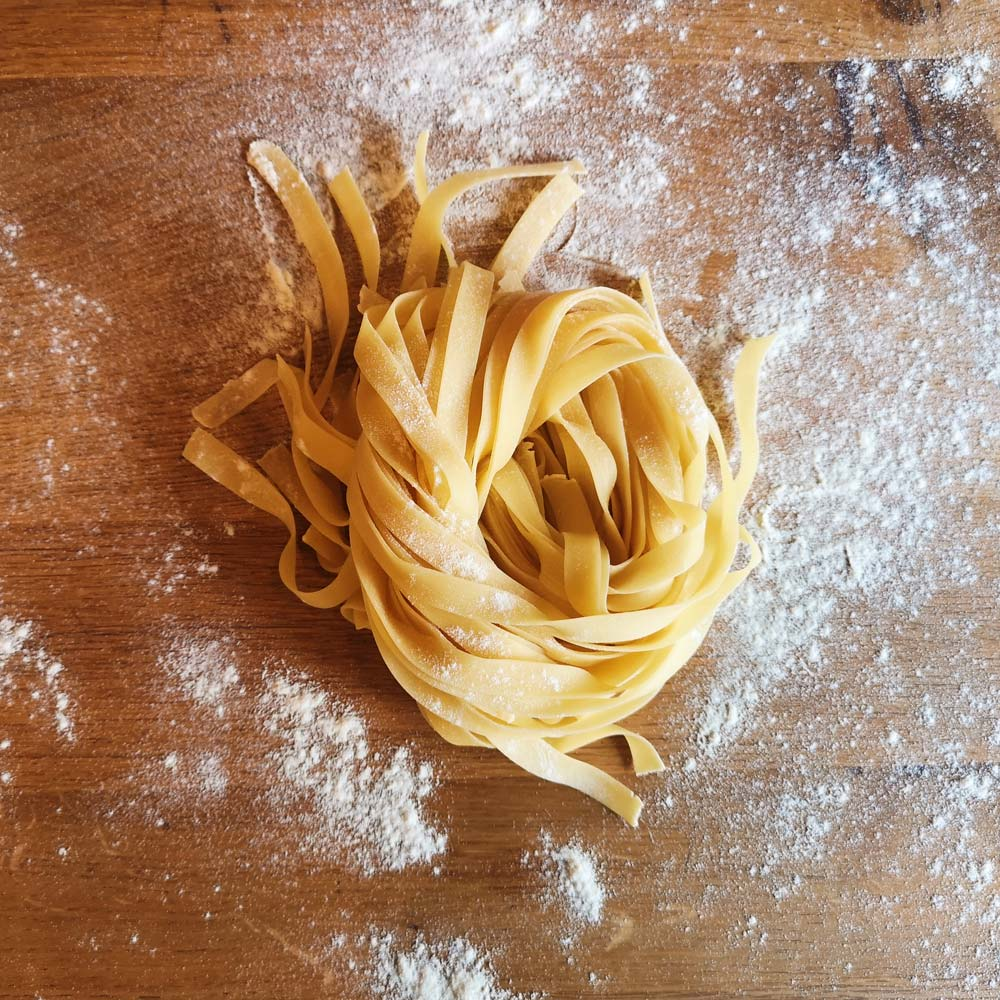 Pasta Fettuccine